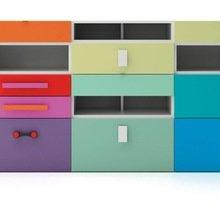 Фото из портфолио Мебель для детской – фотографии дизайна интерьеров на INMYROOM