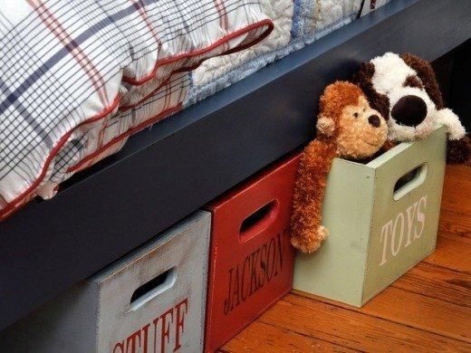 Фотография:  в стиле , Спальня, Гардеробная, Декор интерьера, Интерьер комнат, Системы хранения, Кровать, Гардероб – фото на InMyRoom.ru