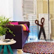 Фотография: Декор в стиле Кантри, Гостиная, Декор интерьера, Квартира, Дом, Интерьер комнат – фото на InMyRoom.ru