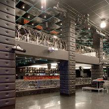 Фото из портфолио Дизайн интерьера ночного клуба GODVIL в Риге – фотографии дизайна интерьеров на INMYROOM