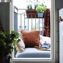 Фотография: Балкон в стиле Восточный, Советы – фото на InMyRoom.ru