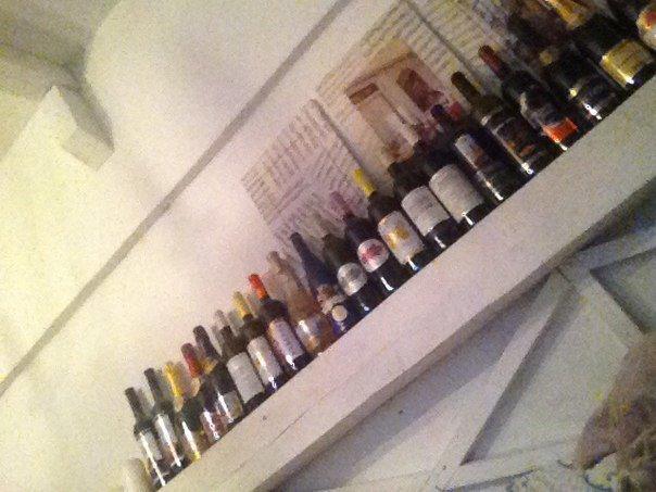 Алкоголь в интерьере