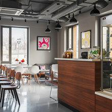 Фото из портфолио кафе Monkey's – фотографии дизайна интерьеров на InMyRoom.ru