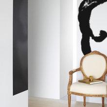 Фотография: Декор в стиле Классический, Современный, Эклектика, Декор интерьера, Дизайн интерьера, Цвет в интерьере, Обои, Стены, Эко – фото на InMyRoom.ru