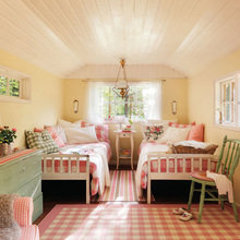 Фотография: Спальня в стиле Кантри, Дом, Дома и квартиры, IKEA, Проект недели, Дача – фото на InMyRoom.ru