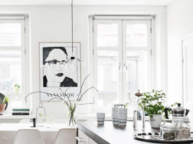 Фотография: Кухня и столовая в стиле Скандинавский, лайфхаки, #каксэкономить – фото на INMYROOM