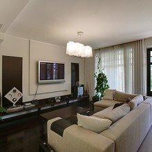 Фото из портфолио Таунхаус в Куркино 300 м2 – фотографии дизайна интерьеров на INMYROOM