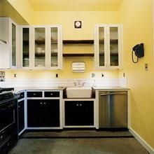 Фотография: Кухня и столовая в стиле Кантри, Классический, Интерьер комнат, Мебель и свет – фото на InMyRoom.ru