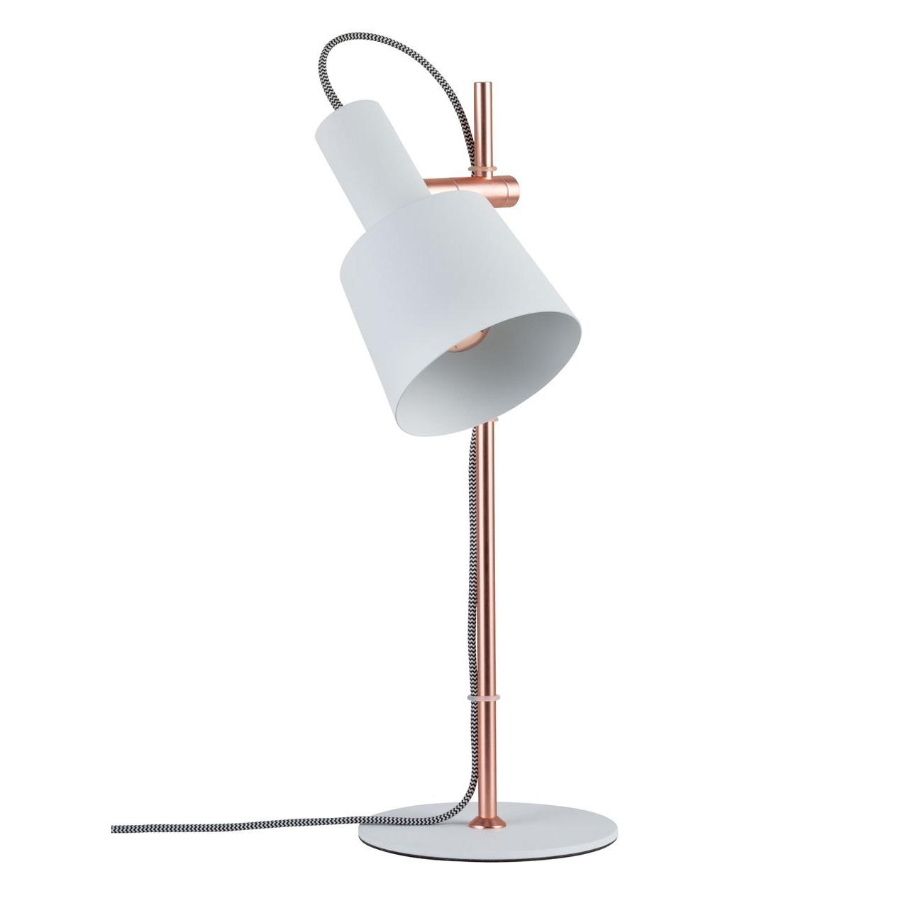 Настольная лампа Paulmann Mare из металла