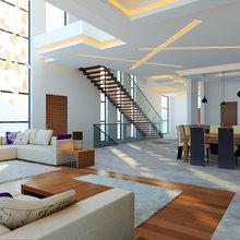 Фото из портфолио Villa 2 – фотографии дизайна интерьеров на InMyRoom.ru