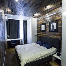 Фото из портфолио 2-комнатная квартира – фотографии дизайна интерьеров на INMYROOM
