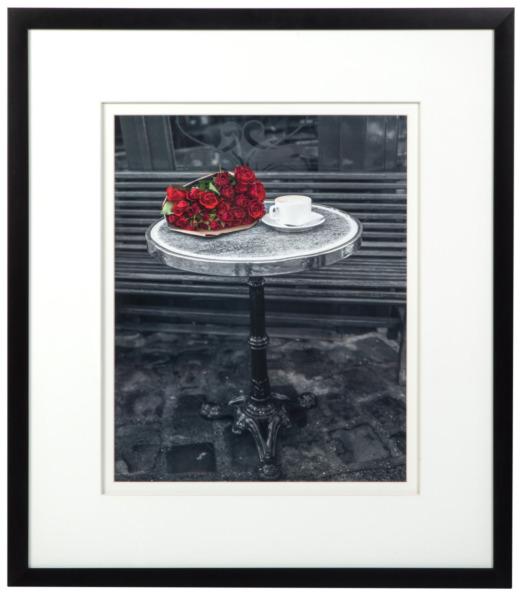 "Постер с паспарту в раме ""Wim Wenders """