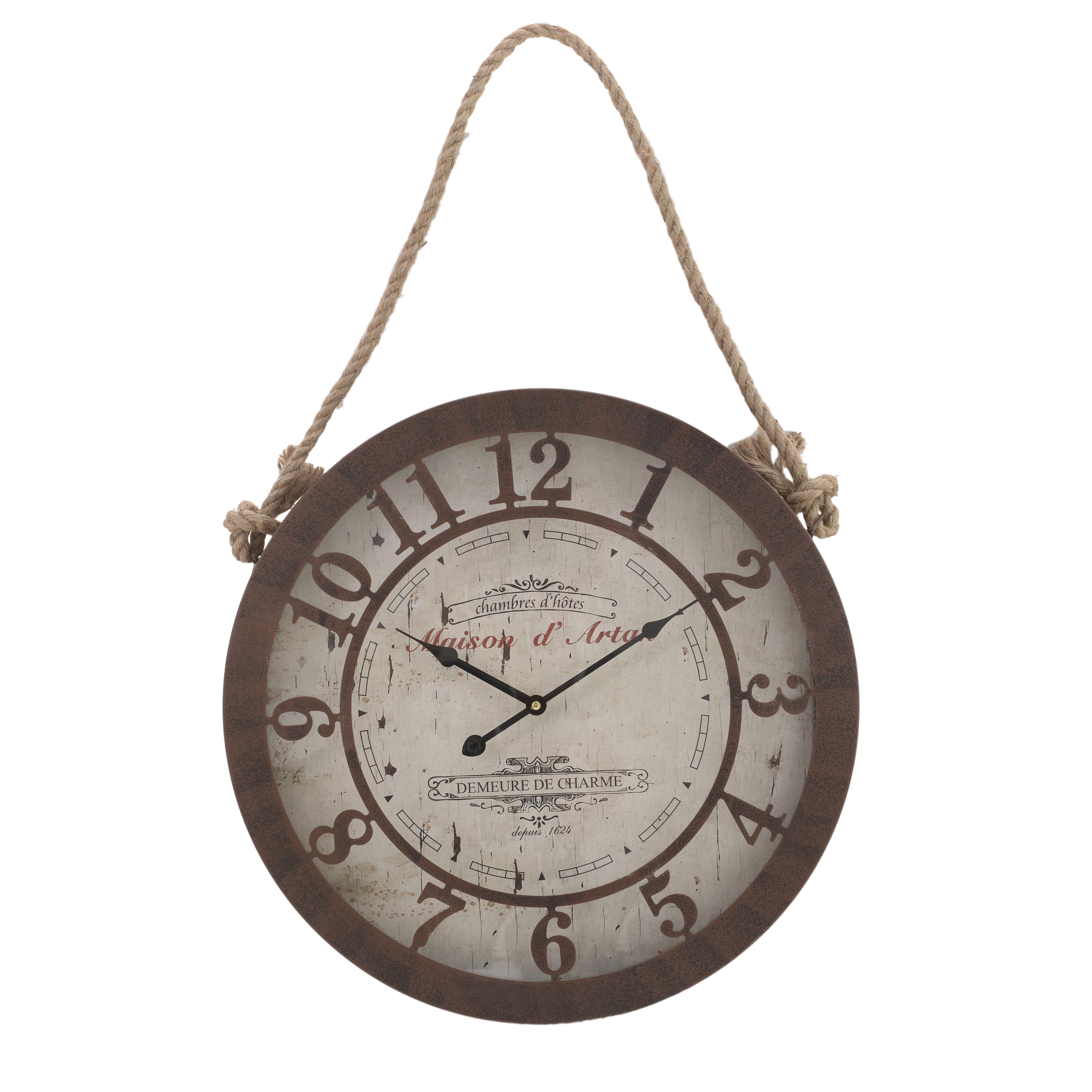 Купить со скидкой Часы настенные с кварцевым механизмом