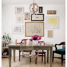 Фотография: Кухня и столовая в стиле Кантри, Классический, Современный, Эклектика, Декор интерьера, Цвет в интерьере, Индустрия, Новости – фото на InMyRoom.ru