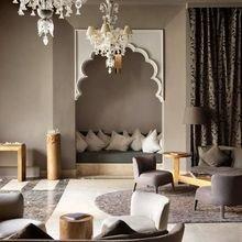 Фотография: Гостиная в стиле Восточный, Эко, Декор интерьера, Квартира, Дом, Декор – фото на InMyRoom.ru