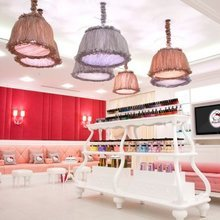 Фото из портфолио Cалон красоты Hello Kitty открыл двери в Дубаи – фотографии дизайна интерьеров на InMyRoom.ru
