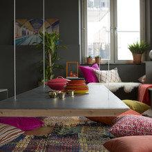 """Фото из портфолио """"Социальный дом"""": Трехкомнатная квартира в трех версиях – фотографии дизайна интерьеров на INMYROOM"""