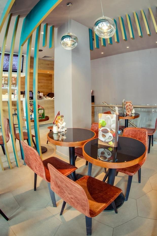 Фото из портфолио Кофейня Кофе Хауз на Проспекте мира – фотографии дизайна интерьеров на INMYROOM