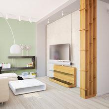 Фото из портфолио Частный интерьер – фотографии дизайна интерьеров на InMyRoom.ru