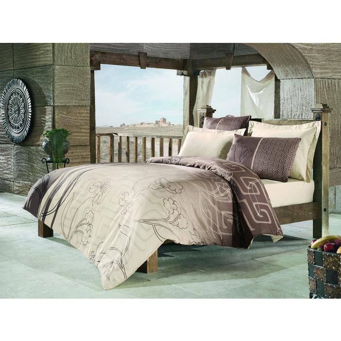 Комплект постельного белья евро Afrodit