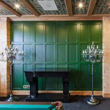 Фото из портфолио Загородный дом на Волге – фотографии дизайна интерьеров на InMyRoom.ru