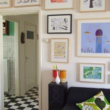 Фотография: Декор в стиле Кантри, Скандинавский, Декор интерьера, Декор дома, Стены, Картина – фото на InMyRoom.ru