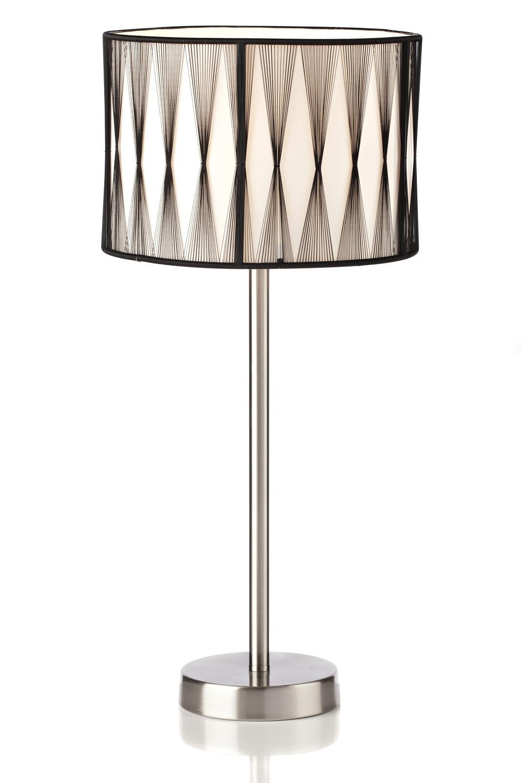 Купить Настольная лампа Ortana с абажуром из ткани, inmyroom, Китай