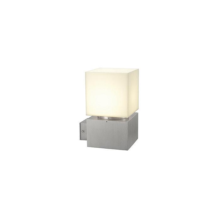 Уличный настенный светильник SLV Square