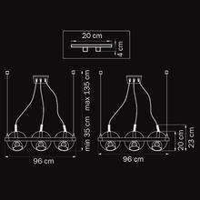 Подвесной светильник Lightstar Palla