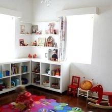 Фотография: Детская в стиле Классический, Скандинавский, Современный, Интерьер комнат – фото на InMyRoom.ru