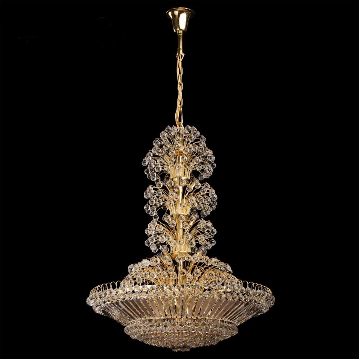 Купить со скидкой Подвесная люстра Chiaro жемчуг в стиле арт-деко