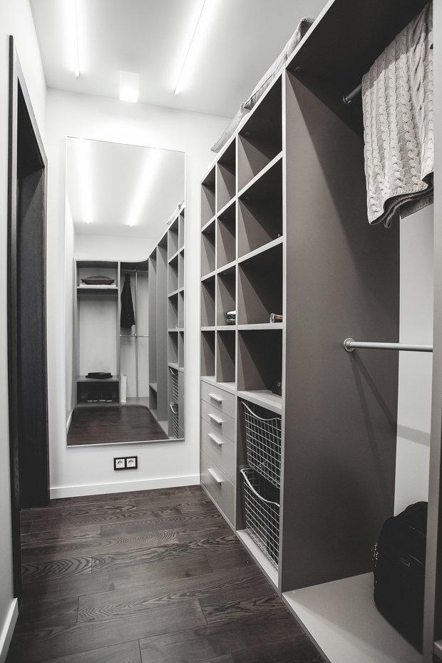 Фото из портфолио Проект Б.Марфинская – фотографии дизайна интерьеров на INMYROOM