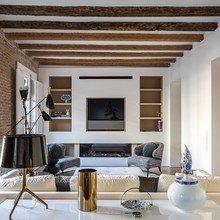 Фото из портфолио Квартира в готическом квартале Барселоны – фотографии дизайна интерьеров на INMYROOM