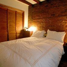 Фотография: Спальня в стиле Кантри, Кухня и столовая, Дизайн интерьера – фото на InMyRoom.ru