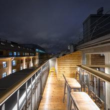 Фотография: Балкон в стиле Лофт, Квартира, Проект недели, Санкт-Петербург, Макс Жуков, ToTaste Studio, 4 и больше, Более 90 метров – фото на InMyRoom.ru