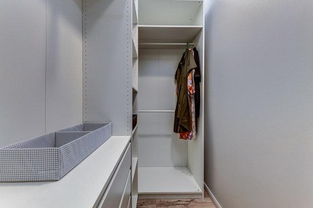 Фото из портфолио Ремонт стильной квартиры для молодой семьи – фотографии дизайна интерьеров на INMYROOM