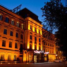 Фотография: Архитектура в стиле , Лофт, Дома и квартиры, Городские места, Отель, Москва – фото на InMyRoom.ru