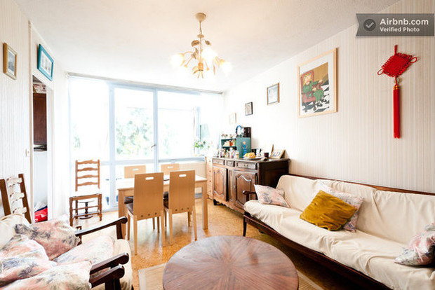 Фотография: Спальня в стиле Прованс и Кантри, Airbnb – фото на InMyRoom.ru
