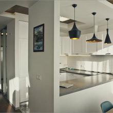 Фото из портфолио Cовременный шик – фотографии дизайна интерьеров на INMYROOM
