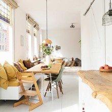 Фото из портфолио Городской дом в Роттердаме – фотографии дизайна интерьеров на InMyRoom.ru