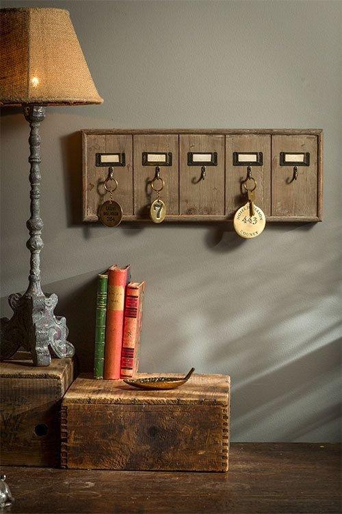 Фотография: Декор в стиле Прованс и Кантри, DIY, Аксессуары, Советы, хранение в прихожей, Хранение мелочей, лайфхаки для кухни – фото на InMyRoom.ru