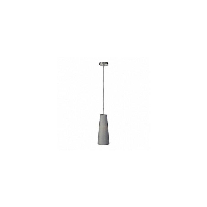 Светильник подвесной SLV Soprana Cone хром/серый