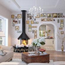 Фото из портфолио Моя гостинная – фотографии дизайна интерьеров на INMYROOM