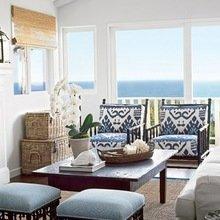 Фотография: Балкон, Терраса в стиле Восточный, Декор интерьера, Дизайн интерьера, Цвет в интерьере – фото на InMyRoom.ru