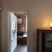 Фотография: Прихожая в стиле Кантри, Лофт, Квартира, Терраса, Дома и квартиры, Лондон, Мансарда – фото на InMyRoom.ru