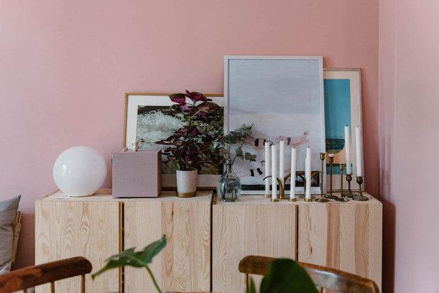 Фотография: Декор в стиле Скандинавский, Малогабаритная квартира, Квартира, Швеция – фото на INMYROOM