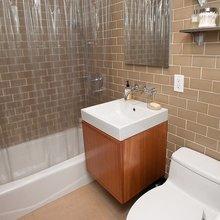 Фотография: Ванная в стиле Современный, Квартира, Дома и квартиры, IKEA, Стена – фото на InMyRoom.ru