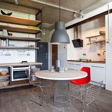 Фотография: Кухня и столовая в стиле Лофт, Декор интерьера, Малогабаритная квартира, Квартира, Дом, Декор – фото на InMyRoom.ru