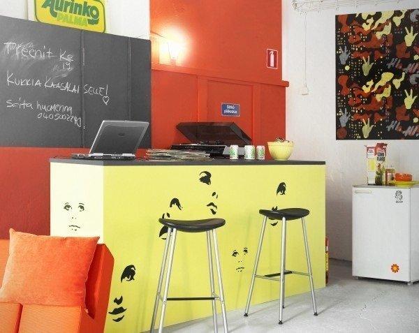 Фотография: Детская в стиле Современный, Кухня и столовая, Декор интерьера, Дизайн интерьера, Цвет в интерьере, Советы, Ремонт – фото на InMyRoom.ru