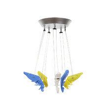 Дизайнерский потолочный светильник CRYSTAL LIGHT